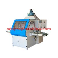 Buy cheap Automatic Wooden Line Spray Painting Machine,Paint Spray Machine,2.25 KW power from wholesalers