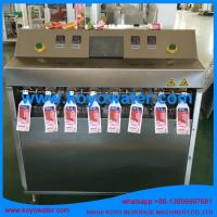 Cheap ice pop bag juice/milk/water/honey/yogurt tube production line for sale