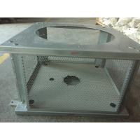 Cheap Communication Device Cabinet Sheet Metal Enclosure Fabrication Steel Material for sale