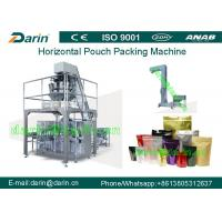 Quality Juice liquid spout pouch packing Machine / food pouch packaging machines wholesale