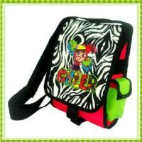 Cheap Promotion Medium Messenger Bags with Full Color Printing for sale