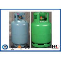 Cheap Professional Gas Tank / Compressed Gas Cylinders for LPG DOT Certificate for sale