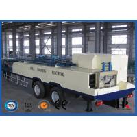 China CE and ISO Certificated K Type Large Span Roll Forming Machine on sale