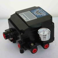 Buy cheap 4-20MA Butterfly Valve Electro Pneumatic Positioner With Short Response Time from wholesalers