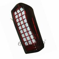 Cheap Red Or Smoked Black Color 4x4 Driving Lights Car Tail Lights For Isuzu Dmax 2012-2019 for sale