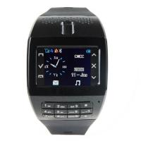 Cheap 2012 wrist watch phone Quad-band 1.5 inch Touch Screen 1.3 Mega Pixels Camera for sale
