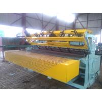 Cheap Fully Automatic Wire Mesh Welding Machine Color Customized With PLC Control for sale