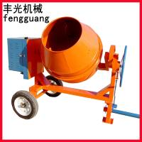Cheap FA 2 wheels 700L Portable mimi cement mixers with water cooled diesel engine for sale