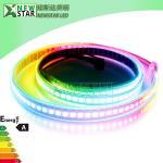 Cheap APA107 RGB Pixel Digital LED Strip Lights China factory, APA102 upgraded type Addressable replace APA102 LED pixel for sale