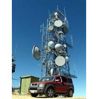 Cheap Microwave communication steel tower FROM MEGATRO COMPANY OF CHINA for sale