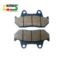 Ww-5112 Motorcycle Disc Pad Brake for Cbt125