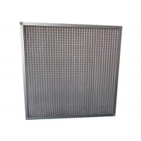 Buy cheap MERV 11 Household Portable Mesh Panel Air Filter Pre Filter With Aluminum Frame from wholesalers