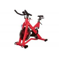 Cheap Indoor Exercise Gym Spin Bike , Commercial Cardio Spinning Exercise Machine for sale