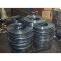 Cheap Prime blue Cold Rolled Steel Strip With High Quality Carbon Structured Steels For Packing for sale