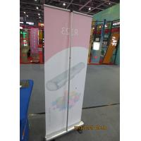 Cheap Horizontal Retractable Display Banners Waterproof For Advertising / Events 80*200cm for sale