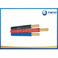 Cheap TANO CABLE Stranded PVC Insulated Cable 1.0mm2 - 400mm2 Single Core Copper Conductor for sale