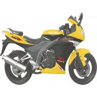 Cheap Suzuki Drag Racing Motorcycles 200cc , 4 Stroke Road Racing Motorcycle for sale