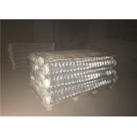 Cheap Hot Dipped Galvanized Chain Link  Fencing Twisted Selvages for Residence for sale
