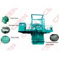 Buy cheap ZJD2300 / 120 Hydraulic Drill Rig 2.3M Drilling Diameter and 90M / 100M / 120M / from wholesalers