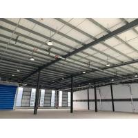 Cheap Large Light Steel Structure Warehouse Construction / Pre Manufactured Steel Buildings for sale