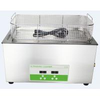 Cheap Stainless Steel Industry Heated Ultrasonic Cleaner Heater Timer 30l Axis And Shaft Parts for sale