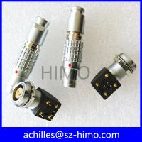 Cheap 2 pin FGG EGG EXG male and female LEMO connector equivalent for sale