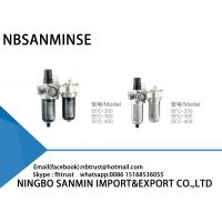 Cheap Professional SFC FRL Pneumatic Industrial Air Filter Regulator And Lubricator wholesale