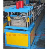 Buy cheap Corrugated Color Steel Roof Ridge Cap Roll Forming Machine from wholesalers
