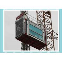 Cheap Industrial Lift Personnel And Materials Hoist Construction Elevator SC320G for sale