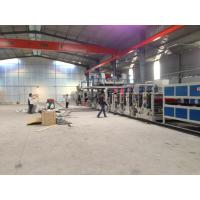 Cheap 315KW 40TONS Aluminum Composite Panel Production Line Three Roller Compressor wholesale