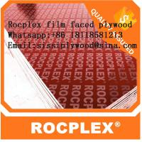 Cheap Red film faced plywood, 18mm film faced construction shuttering plywood, construction pine plywood for sale