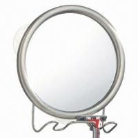 Fogless Mirror, Made of Stainless Steel, Measures 15 x 5 x 18cm. Ideal for Bathroom Shaving