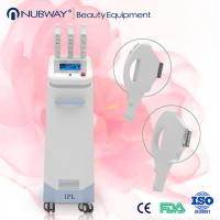 Cheap Hot Selling  IPL Beauty Machine with 3 handles for different treatments wholesale