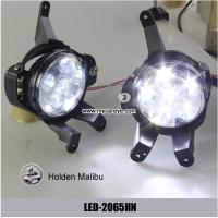 Cheap Holden malibu front fog lamp assembly LED daytime running lights DRL for sale