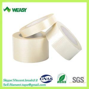 Cheap Cross fiberglass packing tape for sale