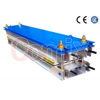 Cheap Two Pieces Aluminum Alloy vulcanizing machine for conveyor belt Width 1400mm wholesale