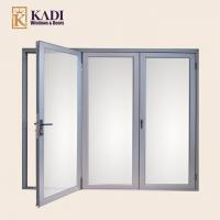 China Insulated Glass Swinging Patio Doors on sale