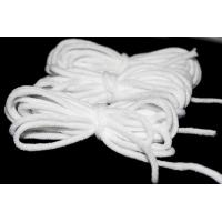 Cheap White Earloop Cord Ear Tie Rope Face Mask Materials Handmade String For Mask Sewing for sale