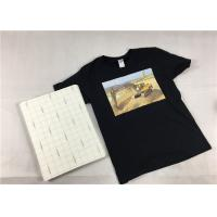 Cheap 3G JET Opaque Dark T Shirt Sublimation Paper A4 Size 100 Sheets Good Transfer Rate for sale