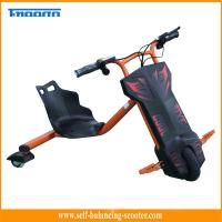 Cheap 3 Wheel Electric Scooter Foot Scooter Drift Trike Bike for Children wholesale