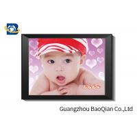 Cheap PET 0.65 Mm 5D Pictures With Frame , 3D Deep Effect Lenticular Photo Printing for sale