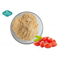 Cheap Organic Red Wolfberry Fruit And Vegetable Powder / Freeze Dried Goji Berry Powder for sale