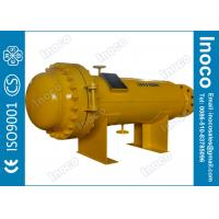 BOCIN Carbon Steel Gas filter separator with cartridge to remove solids and mesh pad to remove mist