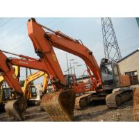 Cheap Original Painting  Used Hitachi Excavator 1.4cbm Bucket Capacity for sale