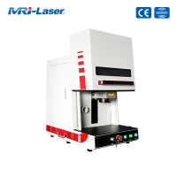 Cheap 30W 50W Color Laser Marking Machine for Stainless Steel for sale