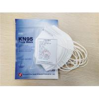 Cheap Nonwoven KN95 Disposable Protective Mask 4 Layers Civil Respirator Mask for sale