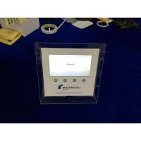Buy cheap VIF High Quality Unique 7 inch LCD Screen acrylic stand display video brochure from wholesalers