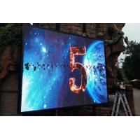 Cheap Outdoor LED Commercial Advertising Display Screen / P6mm Giant LED Display for sale