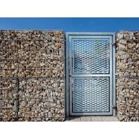 Cheap Good Through Vision Expanded Metal Gate Anti - Corrosion Waterproof Easy Installation for sale