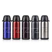 Cheap SUS 304 LFGB 0.8L Thermos Stainless Steel Vacuum Insulated Bottle for sale